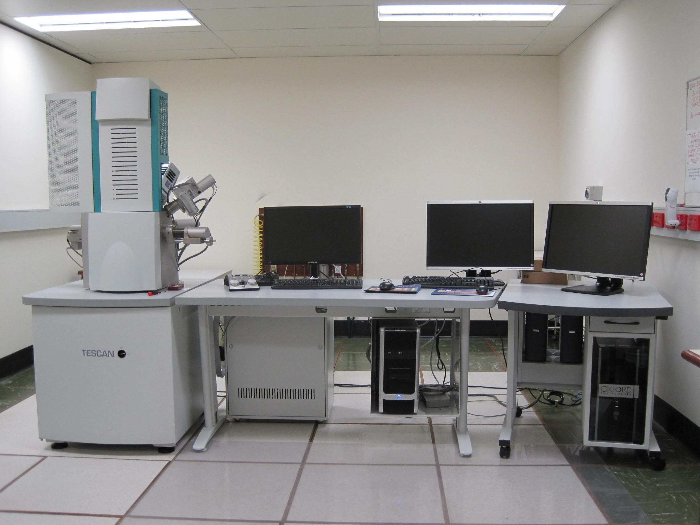 tescan vega3   centre for microscopy  characterisation and
